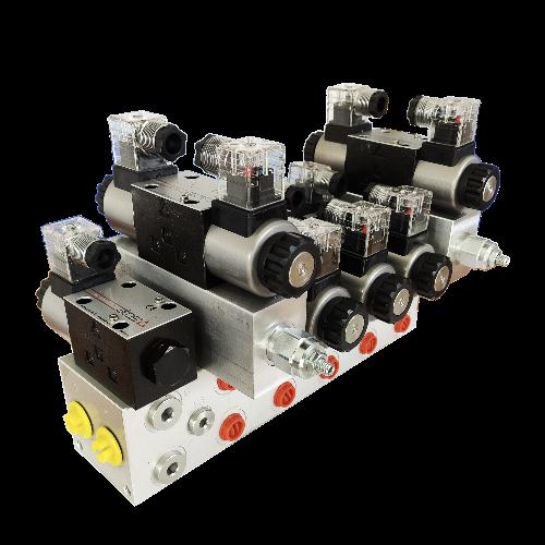 ng6 block of valves